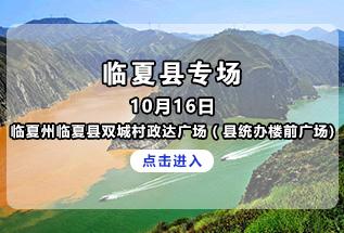 2020年甘肃省助力脱贫攻坚精准招聘服务活动临夏县专场